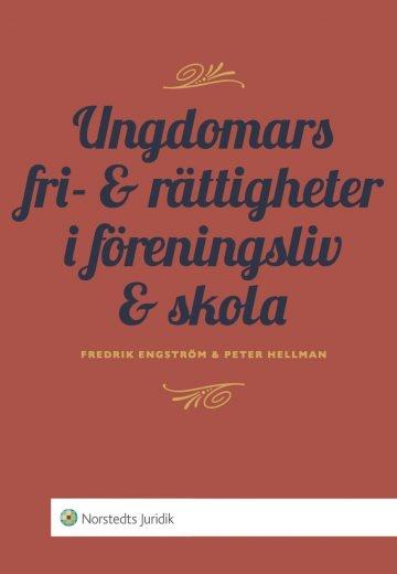 Delägare i Engström & Hellman ger ut bok om ungas rättigheter på Norstedts juridik