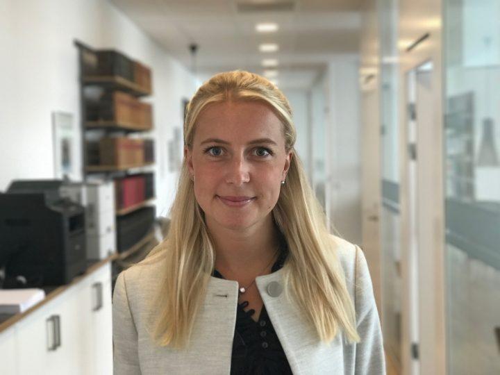 Hanna Marberg, årets sommarnotarie