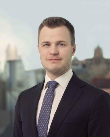 Henrik Åström-Larsson ny delägare