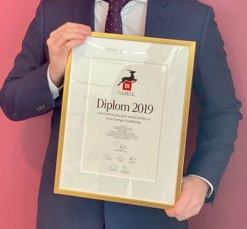 Engström & Hellman ett av årets Gasellföretag