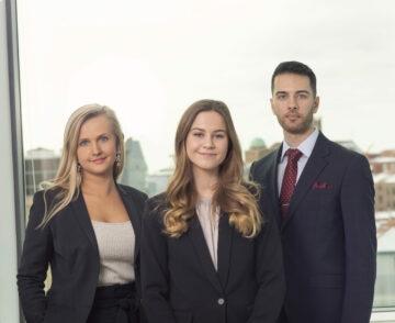 Tre nya medarbetare i Göteborg